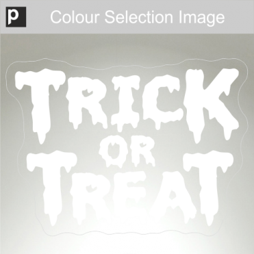 Slimy Halloween Sticker