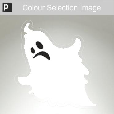 Baron Ghost Sticker