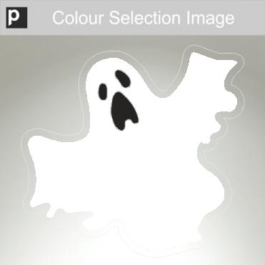 Minton Ghost Sticker
