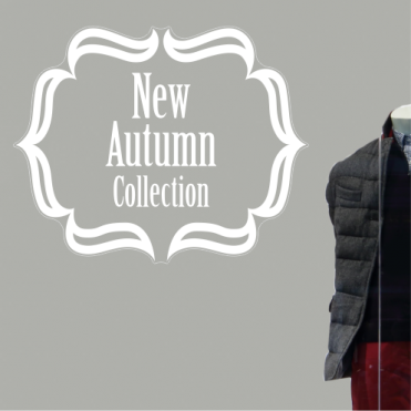Curvy Autumn Collection Sticker
