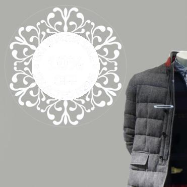 Circular 10% Discount Sticker