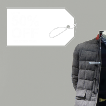 Label 50% Discount Sticker