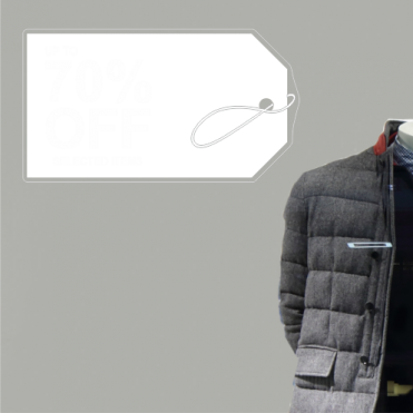 Label 70% Discount Sticker