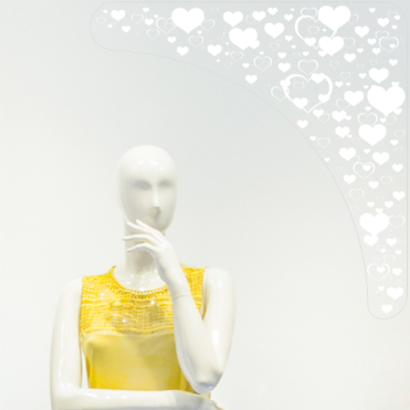 Plain Hearts Corner