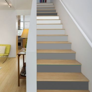 Grey Colours Stair Stickers