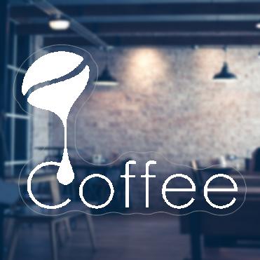 Coffee Drip Sticker