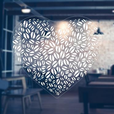 Coffee Bean Heart