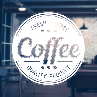 Quality Coffee Sticker
