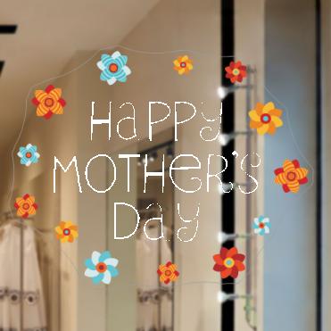 Cutesy Happy Mother's Day