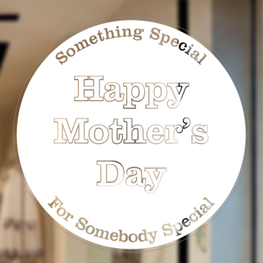 Special Mother's Day Sticker