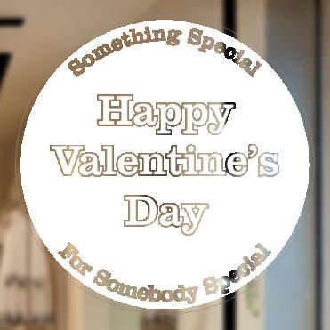Special Valentine's Day Sticker
