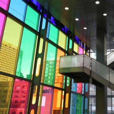 Translucent Coloured Window Film