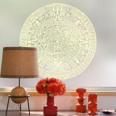 Aztec Centrepiece Design