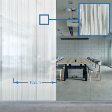 Strands Partition Window Film