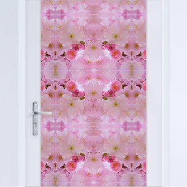 Blossom Printed Window Film