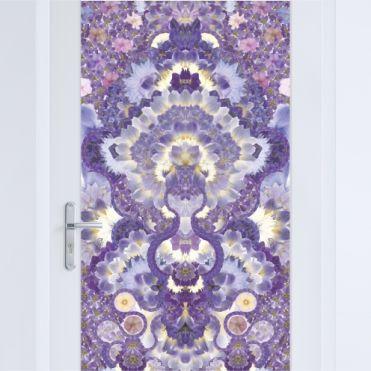 Violetta Printed Window Film