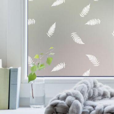 Ferns Window Film