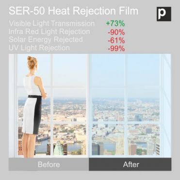 Heat Reduction Window Film
