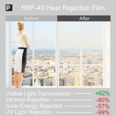 HRF 40 Heat Rejection Window Film