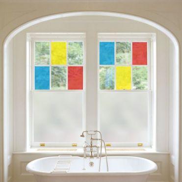 Clear Coloured Window Film