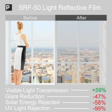 Mirror Window Film (Light)