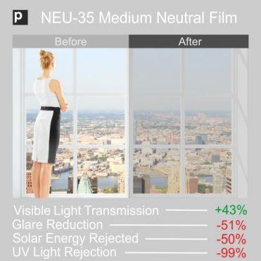 NEU-35 Medium Tinted Neutral Film