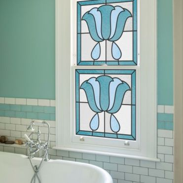 Stained Glass Film Designs