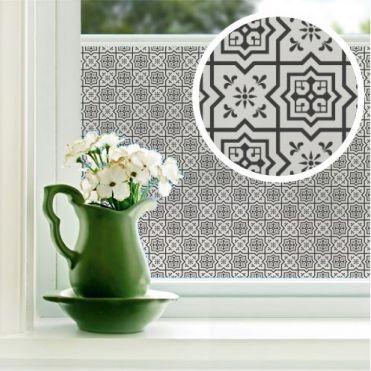 Henley Patterned Window Film