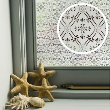 Marlow Patterned Window Film