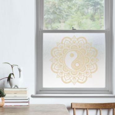 Yin Yang Centrepiece Design