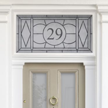 House Number HNAN 8