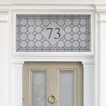 House number HNV 2