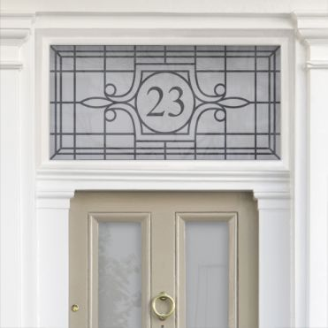 House number HNV 3