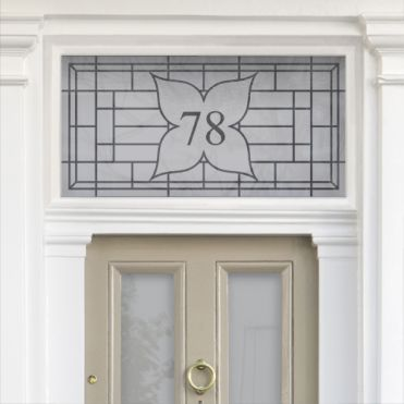 House number HNV 8