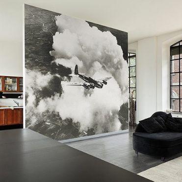 USAF American Bomber Wall Mural