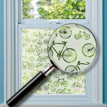 Capri Patterned Window Film