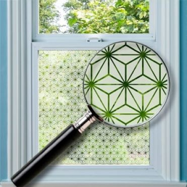 Perseus Patterned Window Film