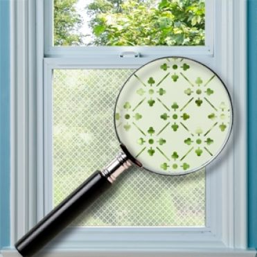 Colum Patterned Window Film