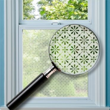 Lynx Patterned Window Film