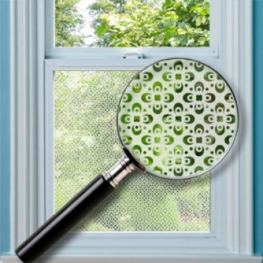 Libra Patterned Window Film