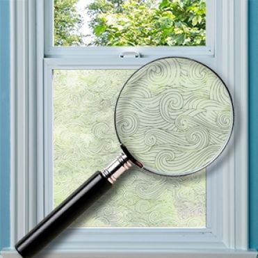 Aquila Patterned Window Film