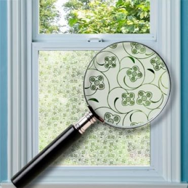 Virgo Patterned Window Film