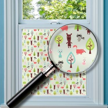 Cheery Kids Window Film