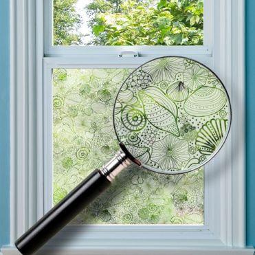 Seashells Window Film