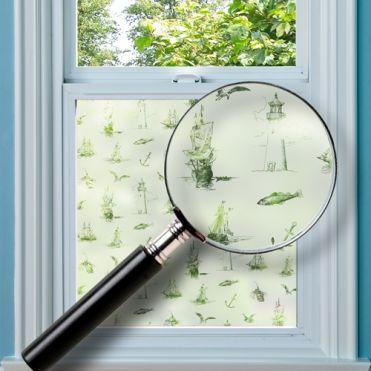 Shanty Window Film