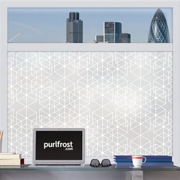 Koruna Glass Partition Window Film