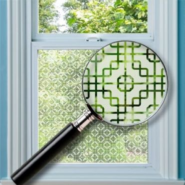Epsom Patterned Window Film