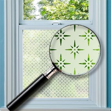 Farnham Patterned Window Film