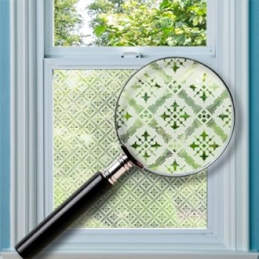 Gillingham Patterned Window Film