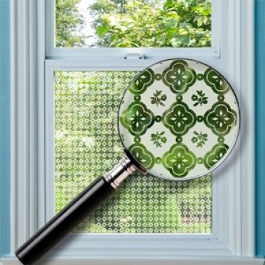Kendal Patterned Window Film